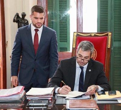 Presidente reglamentó ley que habilita la ejecución del Presupuesto 2020