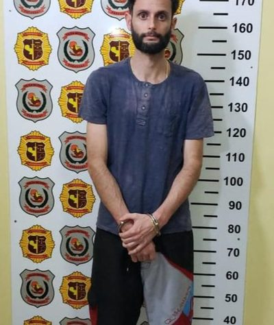 Expulsan a brasileño condenado por homicidio en su país