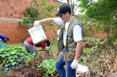 Salud Pública continua en la coordinación de mingas ambientales en Central