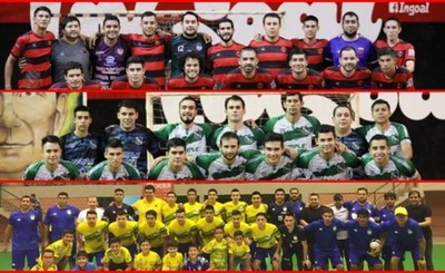 Establecen fixture para Eliminatorias de Fútbol de Salón