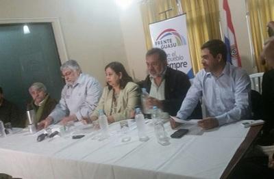 Frente Guasú acusa al gobierno de mantener actitud entreguista sobre Itaipú