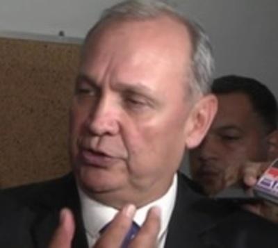 Ferreiro habla sobre supuesta financiación de su campaña política