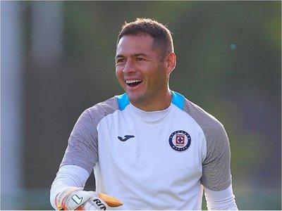 Pablo Aguilar confía en el potencial de Cruz Azul