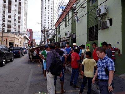 Sintierras rechazan decisión del Indert sobre tierras en San Pedro