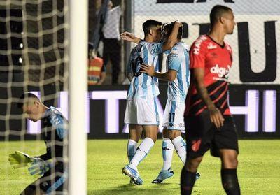 Gol de Rojas en debut de Beccacece