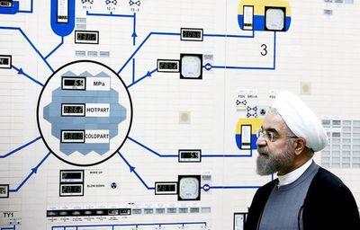 Régimen de Irán acelera su programa nuclear