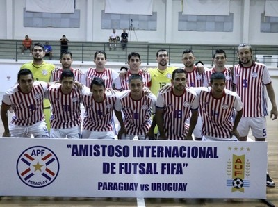 Segundo triunfo amistoso de la Albirroja ante Uruguay