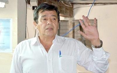 Rubén Rojas recusa a fiscal en  caso de variación de presupuesto
