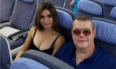 Rodolfo Friedmann y su esposa partieron a su 'luna de miel'