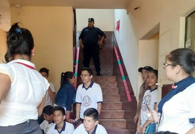 Mayor Otaño: estudiantes harán huelga de hambre