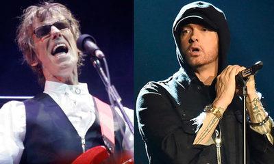 Eminem utiliza canción de Luis Alberto Spinetta en su nuevo álbum