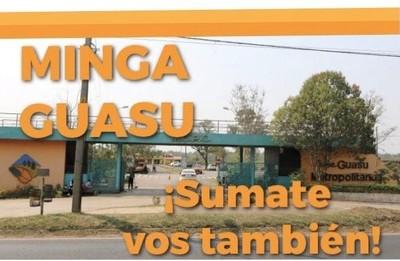 MOPC participará de la denominada 'Minga Guasu'