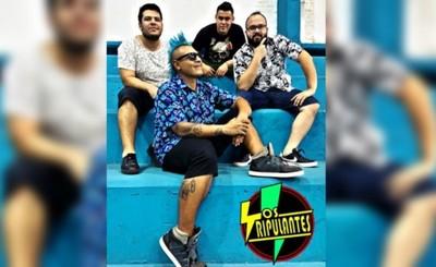 """Grupo """"Los Tripulantes"""" estrena nuevo sencillo """"Somos"""""""