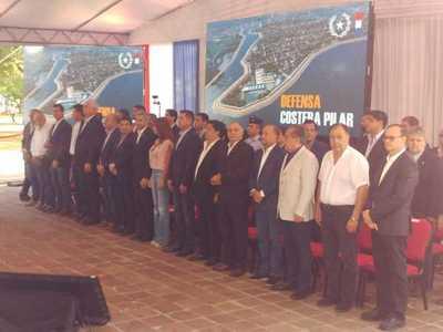 Luego de 37 años Pilar tendrá su Defensa Costera