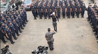 """Más de 40 mujeres policías se preparan para ser """"linces"""""""