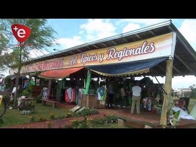 ARTESANOS LOCALES INVITAN A LA CIUDADANÍA  A VISITAR EL PASEO DEL ARTESANO.