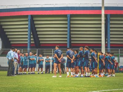 Así llega Cerro Porteño al torneo Apertura