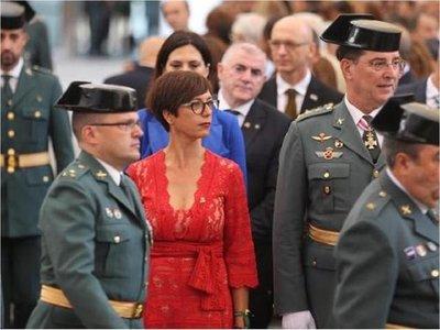 Una mujer dirigirá por vez primera la histórica Guardia Civil española