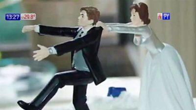 Por segunda vez, se autosecuestra para no casarse