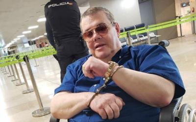 "HOY / Friedmann padre preso en España: ""Me patearon, me torturaron, son una mierda..."""