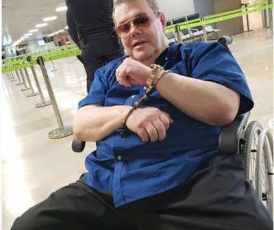 Friedmann detenido en España