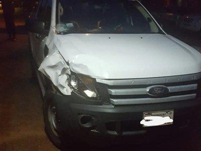 Un hombre muere tras ser atropellado por una camioneta en Misiones