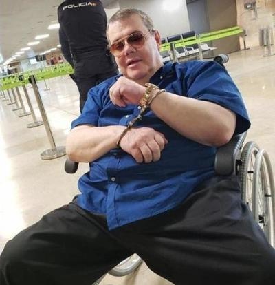 Rodolfo Friedmann padre detenido en España