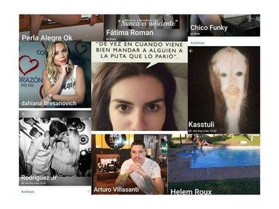 ¿Qué fotos usan los famosos en WhatsApp?
