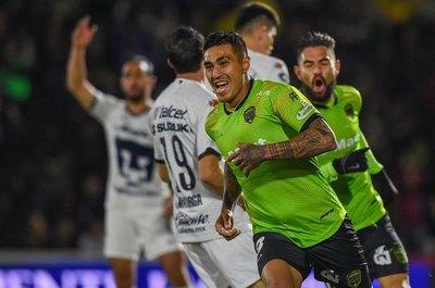 Los paraguayos usan el guaraní para armar las jugadas en Juárez FC