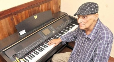 HOY / Fallece el pianista Óscar Faella a sus 82 años