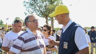 """Minga Ambiental """"Todos contra el Dengue"""" en Parque Guasú"""
