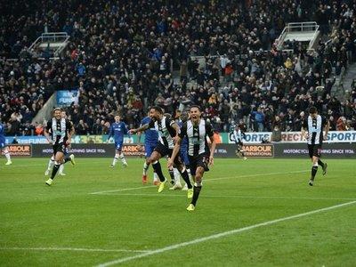 El Newcastle de Almirón amarga al Chelsea en el último minuto