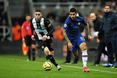 Batacazo: Con Almirón como figura, el Newcastle venció al Chelsea