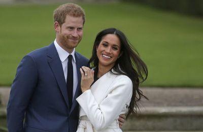 Príncipe Enrique y Meghan renuncian a títulos reales