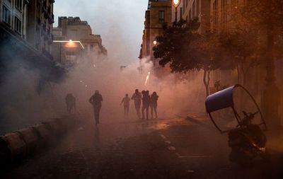 Manifestación deja más de 220 heridos