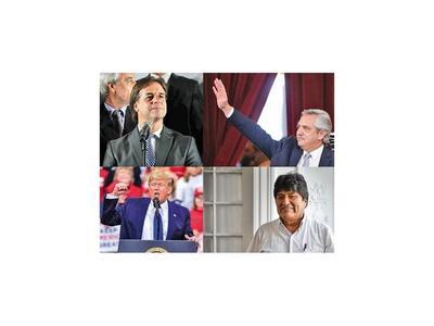 La fragmentación ideológica y social marcan el rumbo de América en 2020