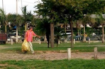 Intensifican limpiezas   en zona de  Cordillera