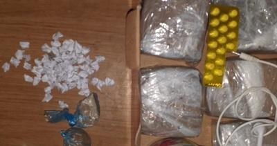 Incautan medicamentos y drogas de la penitenciaría de Concepción