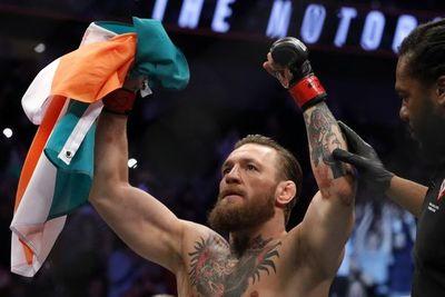 McGregor gana en 40 segundos