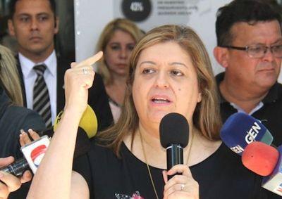 "Sandra Quiñónez: Fugados ""son todos de alta peligrosidad"""