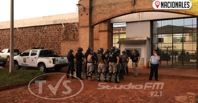 Lista de los 75 fugados del penal de Pedro Juan Caballero