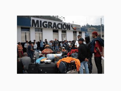Comunidad internacional se alista en Quito para encuentro sobre migración