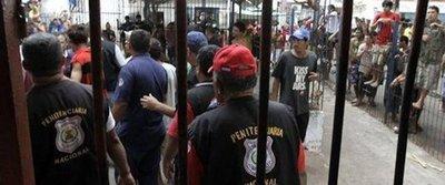 30 guardiacárceles estarían implicados en la fuga de miembros del PCC