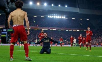 HOY / Liverpool acaricia la Premier League