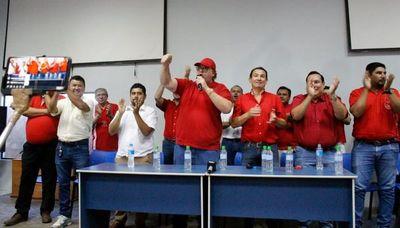 Líderes esteños se oponen a la imposición de candidatos