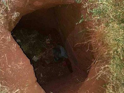Video muestra el túnel que habrían utilizado los reos del PCC