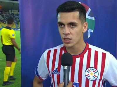 """""""Esto recién empieza"""", dice Medina tras la derrota ante Uruguay"""