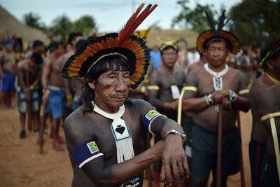 """Brasil: Nativos temen un """"proyecto genocida"""""""