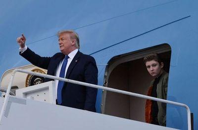Trump se relajará en Suiza durante juicio