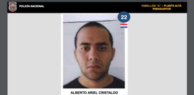 HOY / Vive y trabaja en San Lorenzo, pero divulgaron su foto y sus datos como uno de los fugados